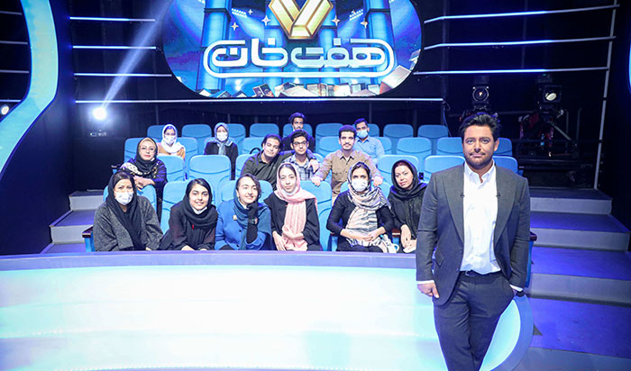 مسابقه هفت خان گلزار