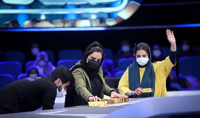 شرکت در مسابقه هفت خان