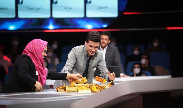 ثبت نام در مسابقه هفت خان